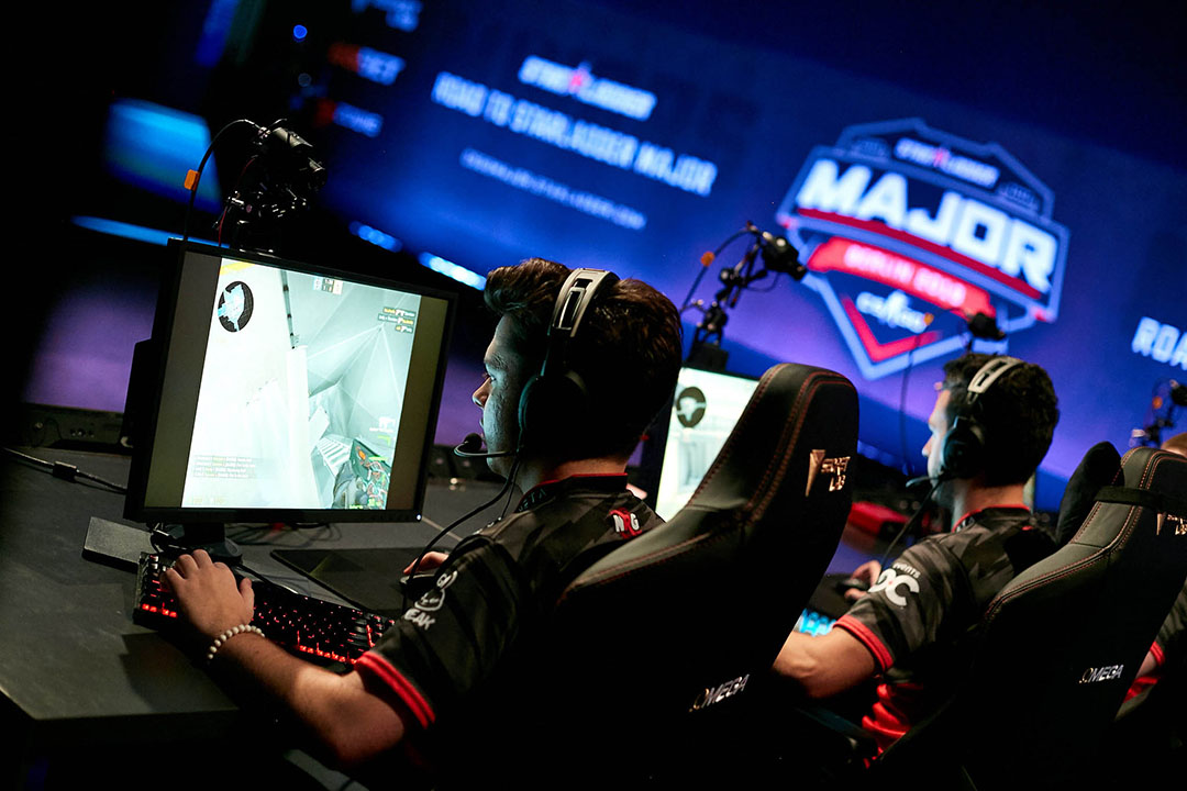 Top-level CS:GO plays backed by award-winning support.