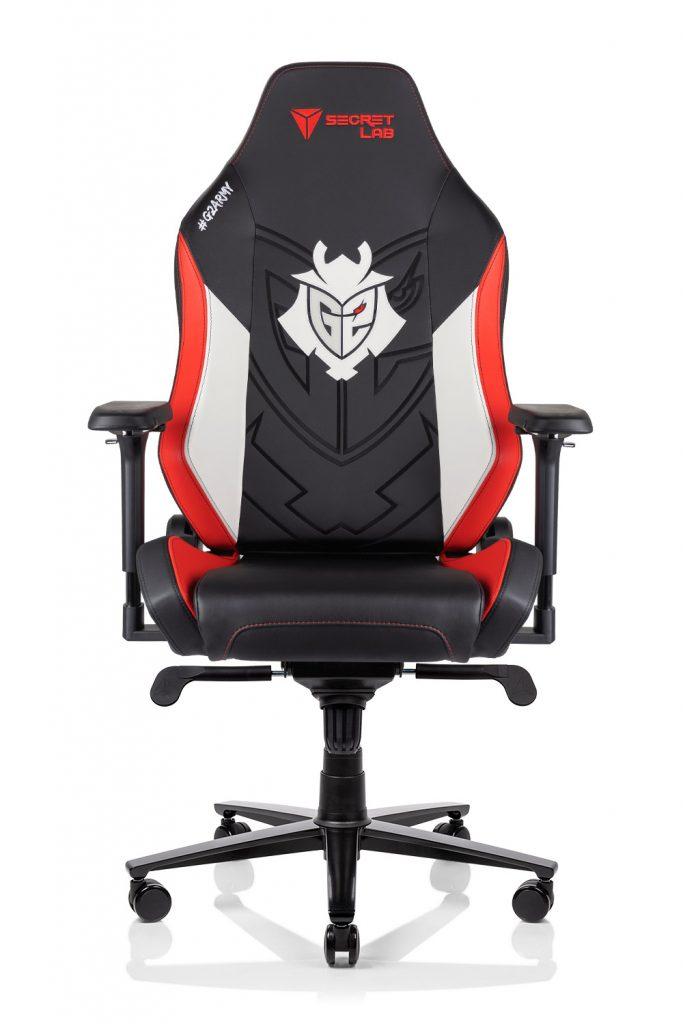 Secretlab G2: Army of Champions Edition gaming chair